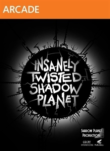 Carátula del juego Insanely Twisted Shadow Planet