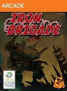Carátula del juego Iron Brigade