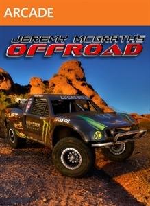Carátula del juego Jeremy McGrath's Offroad