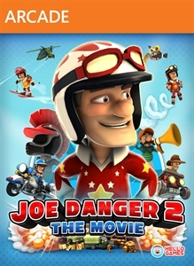Carátula del juego Joe Danger 2: The Movie