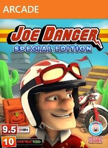 Carátula del juego Joe Danger Special Edition