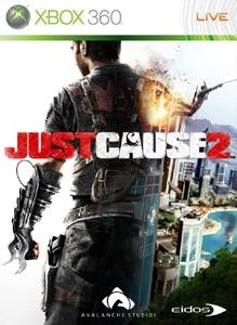 Carátula del juego Just Cause 2