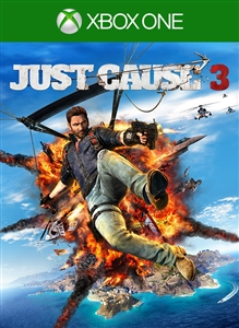Carátula del juego Just Cause 3