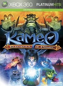 Carátula del juego Kameo