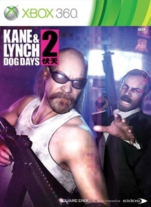 Carátula del juego Kane & Lynch 2: Dog Days