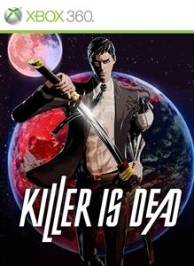 Carátula del juego Killer Is Dead