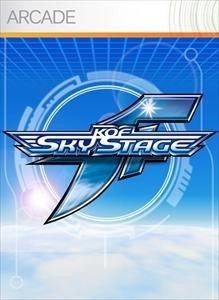 Carátula del juego KOF SKY STAGE