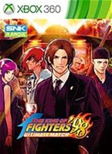Carátula del juego KOF98UM