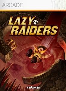Carátula del juego Lazy Raiders
