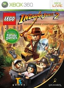 Carátula del juego LEGO® Indiana Jones™ 2