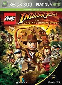 Carátula del juego LEGO® Indiana Jones™