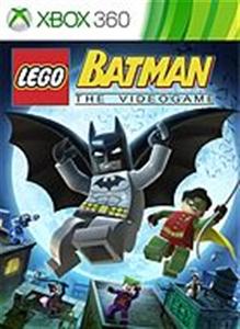 Carátula del juego LEGO Batman