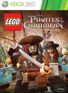Carátula del juego LEGO Pirates of the Caribbean: The Video Game