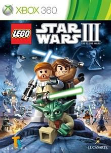 Carátula del juego LEGO Star Wars III