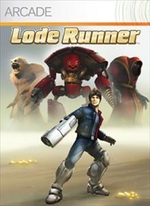 Carátula del juego Lode Runner