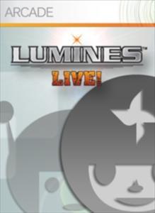 Carátula del juego LUMINES LIVE!