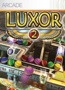 Carátula del juego Luxor 2