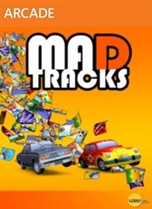 Carátula del juego Mad Tracks