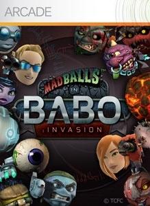 Carátula del juego Madballs Babo: Invasion