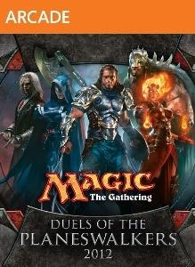 Carátula del juego Magic 2012
