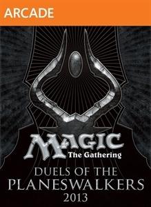 Carátula del juego Magic 2013
