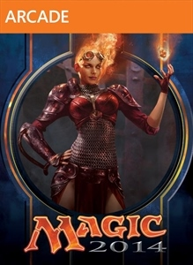 Carátula del juego Magic 2014 — Duels of the Planeswalkers