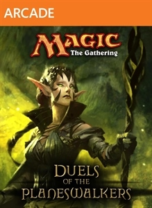 Carátula del juego Magic: The Gathering