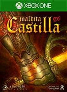 Carátula del juego Maldita Castilla EX