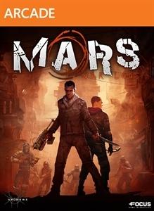 Carátula del juego Mars: War Logs