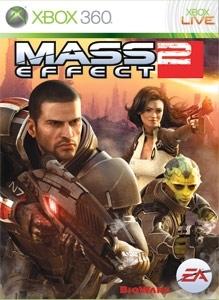 Carátula del juego Mass Effect 2