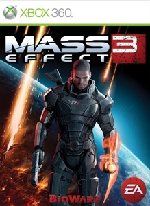Carátula del juego Mass Effect 3