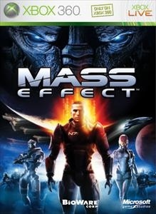 Carátula del juego Mass Effect
