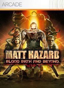 Carátula del juego Matt Hazard: BBB