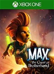Carátula del juego Max: The Curse of Brotherhood