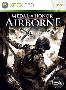 Carátula del juego Medal of Honor: Airborne