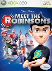 Carátula del juego Meet the Robinsons