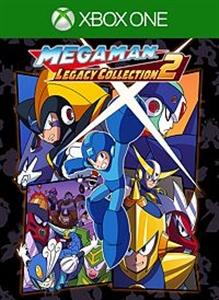 Carátula del juego Mega Man Legacy Collection 2
