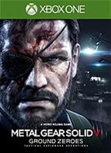 Carátula del juego METAL GEAR SOLID V: GROUND ZEROES
