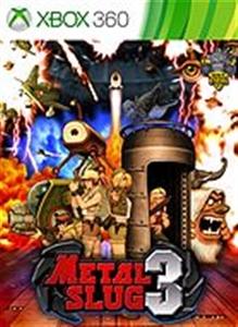 Carátula del juego Metal Slug 3