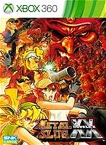 Carátula del juego Metal Slug XX