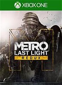 Carátula del juego Metro: Last Light Redux