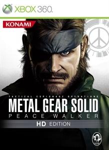 Carátula del juego MGS PW HD
