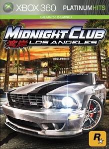 Carátula del juego Midnight Club: Los Angeles