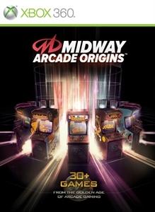 Carátula del juego Midway Arcade Origins