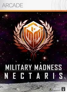 Carátula del juego Military Madness