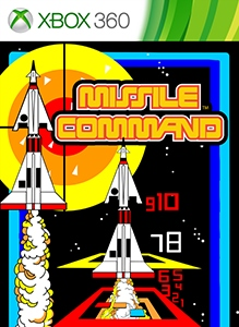 Carátula del juego Missile Command