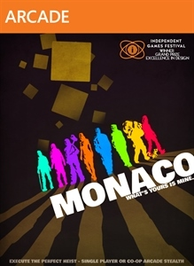 Carátula del juego Monaco: What's Yours is Mine