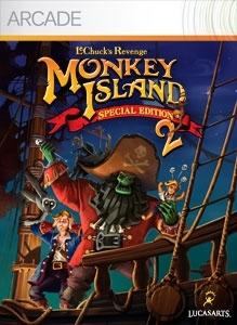 Carátula del juego Monkey Island 2: SE