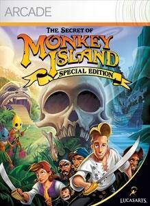 Carátula del juego Monkey Island: SE