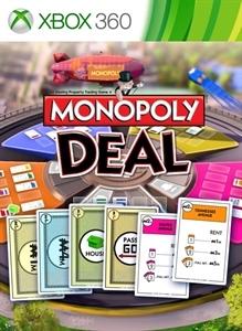 Carátula del juego MONOPOLY DEAL